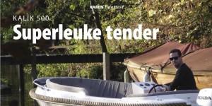 Kalik 500 test Varen België
